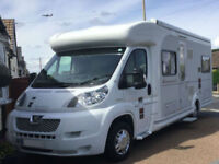 Autocruise Startrail 4 Berth Fixed Rear Bed Motorhome For Sale