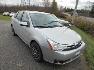 2009 Ford Focus SES Berline