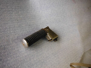 1978 Honda GL1000 Gold Wing Rear FOOT PEG      $5