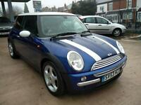 Mini Cooper 1.6 Manual Top Spec Low Mileage
