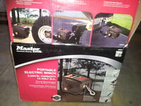 12 volt portable or fixed mount winch with remote...NEW