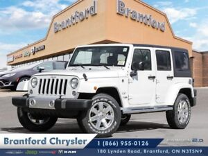 2018 Jeep Wrangler Unlimited Sahara 4x4  - Navigation - $339.82