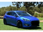 Swap with me! Ford Focus 2013, winning blue with extreme sports pack Ashmore Gold Coast City Preview