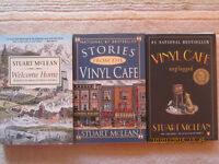 STUART MCLEAN – 3 BOOKS – 2 signed by the author