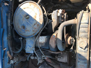 1974 Ford Pinto Engine