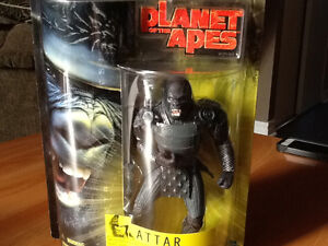 2001 PLANET OF THE APES ATTAR FIGURE London Ontario image 1