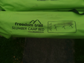 6 Camp bed