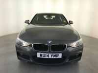 2014 BMW 320D XDRIVE M SPORT AUTOMATIC DIESEL SALOON 4WD 1 OWNER SERVICE HISTORY