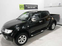 Mitsubishi L200 2.5DI-D CR EU V 4WD Barbarian BUY FOR ONLY £49 A WEEK *FINANCE for sale  Bootle, Merseyside