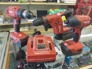 Hilti Power Tool Combo Set Sale!!!!