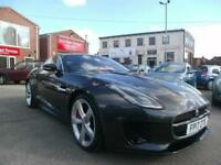 Jaguar F Type 3.0 V6 S/C (380ps) R-Dynamic (s/s) Coupe 2d 2995cc