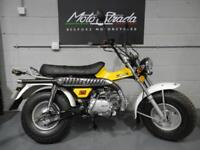 SKYTEAM 16 T-REX 125cc Yellow 2016 66' plate 25 miles only from NEW !!!