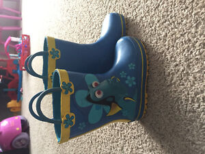 Dory rubber boots