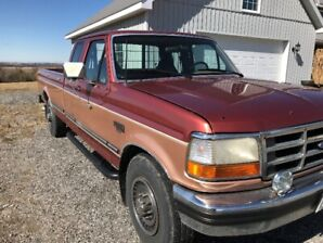 1994 Ford F-250 camper special Pickup Truck