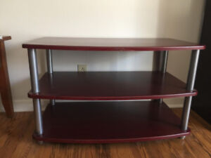 Nice 3-Tier TV Stand Available