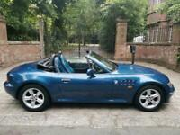 1999 V REG BMW Z3 1.9 ROADSTER 68,731 MILES A SIMPLY STUNNING EXAMPLE THROUGHOUT