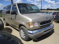 2000 Ford E-150 WHEELCHAIR VAN..106KM...SALES ON NOW
