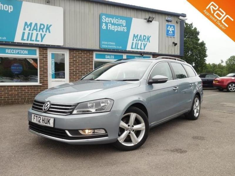 2012Volkswagen Passat 2.0TDI 140ps BlueMotion Tech DSG SE AUTOMATIC ESTATE