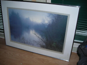 Nice Framed Picture