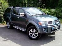 2008 Mitsubishi L200 2.5 DI-D Animal Double Cab Pickup 4WD 4dr PICKUP in GR(...)