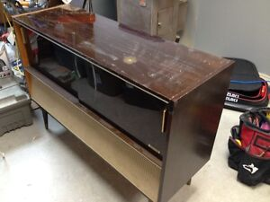 Antique Grundig Console Stereo
