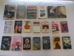 Novels, Plays, and Non-Fiction Books