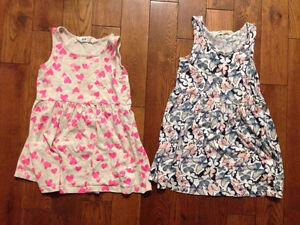4T girls summer lot