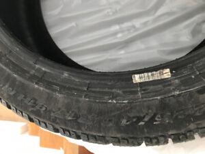 Pirelli 225/45R17 91H W210