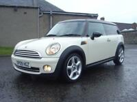 2009 09 MINI CLUBMAN 1.6 COOPER CHILLI PACK 5D 118 BHP