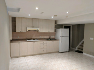 Fully renovated 2 bedroom basement (Steeles & Midland)