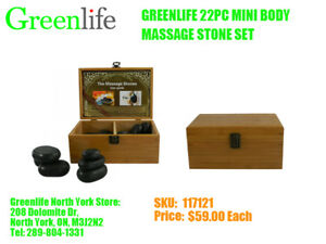 Body/facial/foot massage hot stone, stone heater, From$ 59