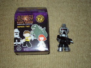 FUNKO, CYLON, MYSTERY MINIS BATTLESTAR GALACTICA SCIENCE FICTION