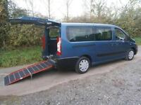 2011 Peugeot Expert Tepee 1.6 HDi L2 Comfort 5dr WHEELCHAIR ACCESSIBLE VEHICL...