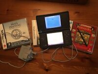 Nintendo DS in Black