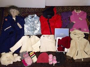 Girl Winter Clothing 2T Excellent used condition.