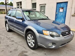 2006 Subaru Outback Special Edition LOW KM!!!!