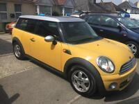 Mini Mini Clubman 1.6TD Cooper D £100 of bank holiday weekend