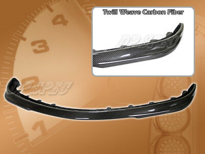 FOR 03-05 MITSUBISHI LANCER EVO 8 VIII T-H2 CARBON FIBER FRONT BUMPER LIP KIT