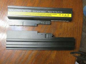 Lenovo ThinkPad batteries