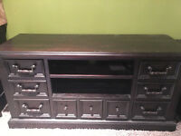 TV entertainment units, dining table, night stand for sale