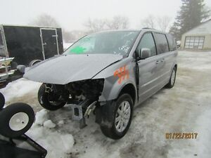 Chrysler Town and Country (2015 & 2016) parts for sale
