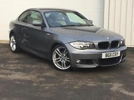 2011 BMW 1 SERIES 120D M SPORT Manual Coupe