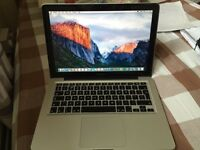 "Apple MacBook Pro 13"" - Intel Core i5, 4Gb Ram , 500GB"