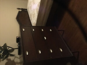 !!!! Moving Soon !!!! - Antique Solid Wood Bedroom Set