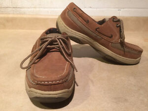 Men's Reel Legends Boat Shoes Size 9 London Ontario image 6