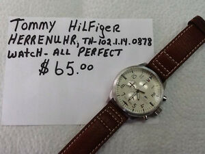 tommy hilfiger and guess watches