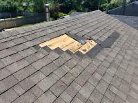 Roofing repairs $150