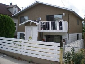 RENTED NOT AVAILIABLE --Penticton 1/2 Duplex for Rent Sept 15th