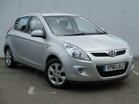 image for 2011 Hyundai i20 1.4 Comfort 5dr Auto Hatchback Hatchback Petrol Automatic