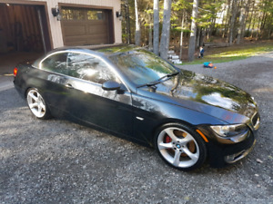 2009 BMW 335i Convertible Sports Package